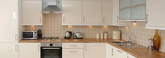 keukenkastjes verven Putten