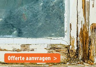 houtrot repareren Amstelveen